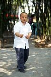 Chinese martial arts Stock Photos