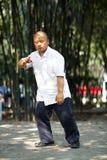Chinese martial arts Royalty Free Stock Photos