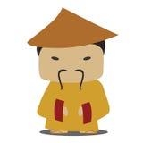 Chinese mascot Royalty Free Stock Photography