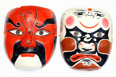Chinese Mask Stock Photography
