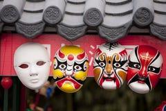 Chinese Mask stock photography