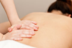 Chinese massage Royalty Free Stock Photography