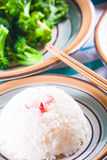 Chinese meal Stock Image