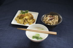 Chinese meal Stock Images