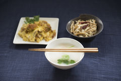 Chinese meal Royalty Free Stock Photos