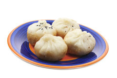 Chinese Meat Dumplings Royalty Free Stock Images