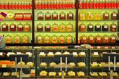 Chinese medicine store, hong kong Royalty Free Stock Photography