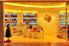 Chinese medicine store, hong kong Stock Image