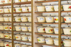 A Chinese medicine store Stock Images