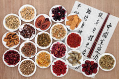 Chinese Medicine royalty free stock photography