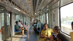 Chinese metro Royalty-vrije Stock Fotografie
