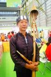 Chinese Miao man Stock Image