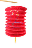 Chinese mid autumn festival Lantern Stock Image