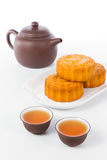 Chinese Mid-autumn Festival Stock Photo