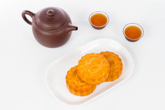 Chinese Mid-autumn Festival Stock Photos