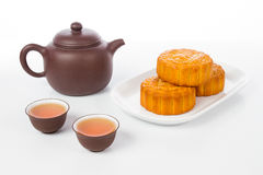 Chinese Mid-autumn Festival Stock Photography