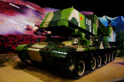 Chinese Missile Launcher Royalty Free Stock Photo