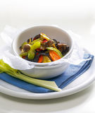 Chinese mixed vegetables Royalty Free Stock Images