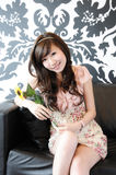 Chinese model Stock Images