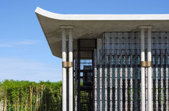 Chinese Modern Architecture Stock Image
