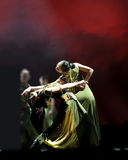Chinese modern dance Royalty Free Stock Images