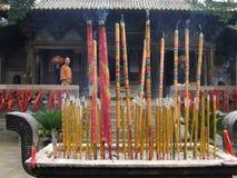 Chinese monastery Stock Photography
