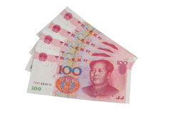 Chinese Money Royalty Free Stock Photos