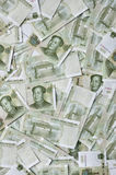 Chinese money Royalty Free Stock Photography