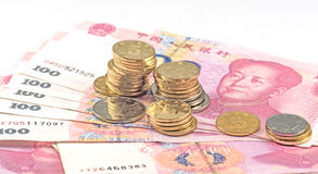 Chinese money Stock Image
