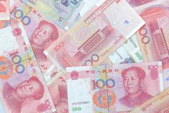 Chinese money Royalty Free Stock Image