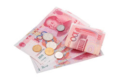 Chinese Money RMB Royalty Free Stock Image