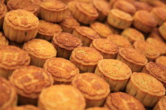 Chinese moon cake#4 Stock Photos