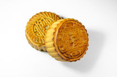 Chinese moon cakes Royalty Free Stock Images