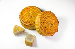 Chinese moon cakes Stock Images