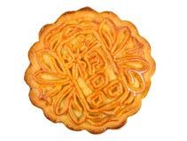 Chinese mooncake Stock Image