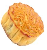 Chinese mooncake Royalty Free Stock Photo