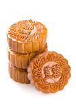 Chinese Mooncake Stock Photography