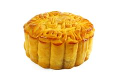 Chinese Mooncake Stock Image