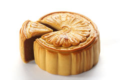 Chinese Mooncake Royalty Free Stock Photography