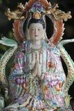 Chinese mother goddess Stock Photo