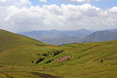 Chinese mountain landscape Royalty Free Stock Images