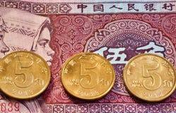 Chinese Munt, Renminbi, 5 Yuan Note
