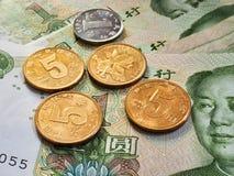 Chinese Munt, Renminbi, Yuans, Nota's en Muntstukken