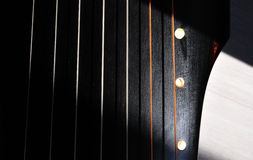 Chinese musical instrument with string Stock Images