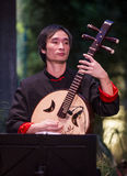 Chinese musician Stock Photos