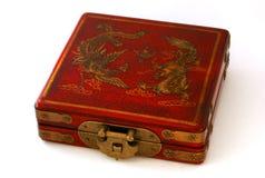 Chinese mystery box Stock Photos