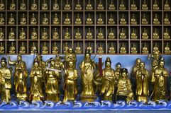 Chinese mythic figures Stock Photos