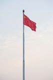 Chinese national flag Stock Image