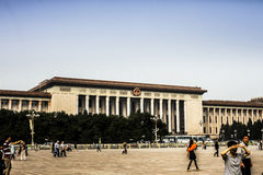 Chinese National Museum Stock Photos