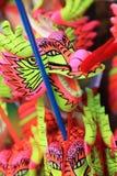 Chinese New Year 2012 - Bangkok , Thailand. BANGKOK - JANUARY 23 : Chinese New Year 2012 - Dragons for sale in Chinatown, Bangkok, Thailand Stock Photos